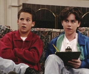 90s, actors, and boy meets world image