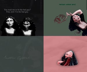tangled, mother gothel, and aesthetic image