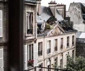 architecture, city, and paris image