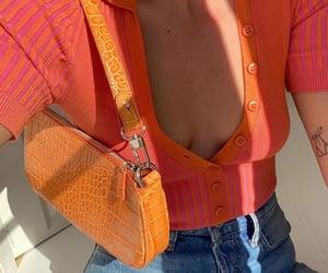 color, cute, and orange image