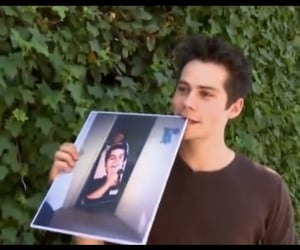teen wolf, dylan o'brien, and lq image