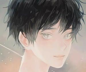 aesthetic, animation, and anime boy image