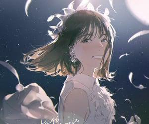 anime, stage, and anime girl image
