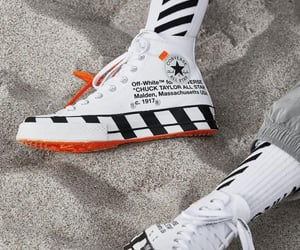 converse, off white, and shoes image