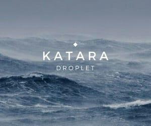 blue, katara, and atla image