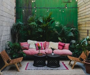 design, pink, and decor image