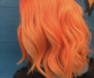 bright, dyed hair, and hair image