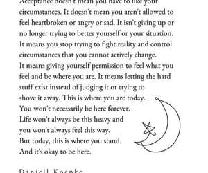 acceptance, angry, and sad image