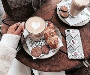 bag, breakfast, and Cookies image