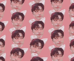 edit, kpop, and pink image