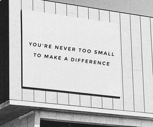 difference, follow, and inspirational image