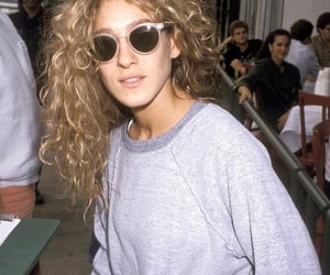 sarah jessica parker, 90s, and sex and the city image