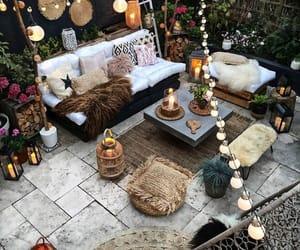 backyard, outdoor ideas, and backyard ideas image