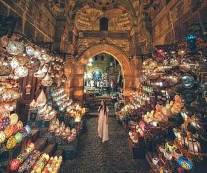 light, Ramadan, and travel image