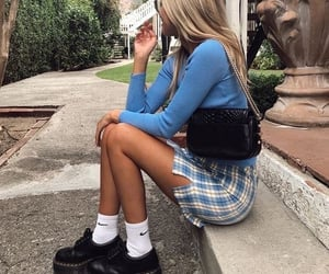 dr martens, fashion, and girl image