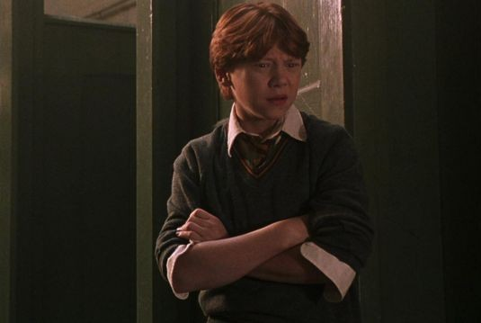 harry potter, ron weasley, and movie image