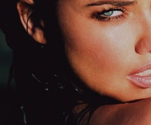Adriana Lima, model, and fashion image