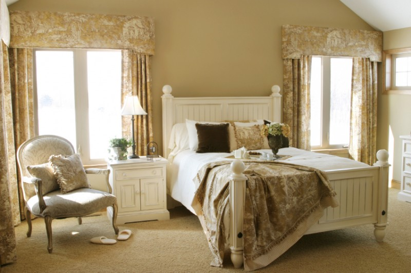 French Country Style Bedrooms | Home Design Ideas