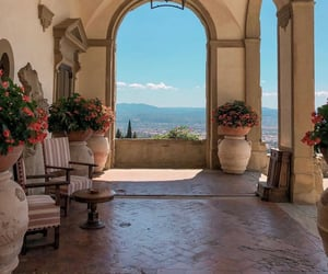 italy, travel, and view image