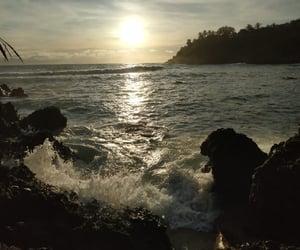 costa, oaxaca, and surfer image