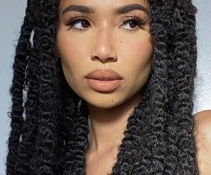 beautiful, black women, and Hottie image