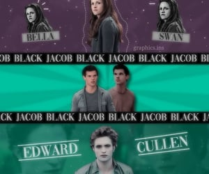 aesthetic, breaking dawn, and jacob black image