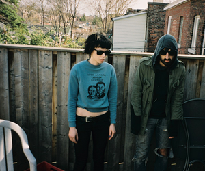 Crystal Castles, Alice Glass, and indie image