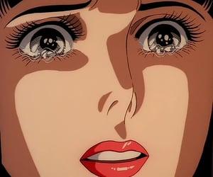 anime, oniisama e, and crying image