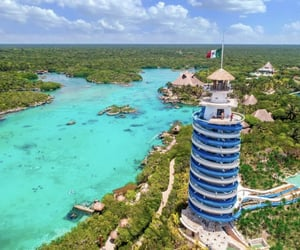 mexico, getaways, and peninsula image