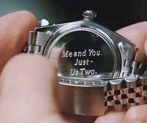 love, watch, and couple image