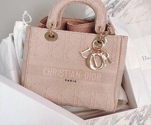 dior, bag, and Christian Dior image