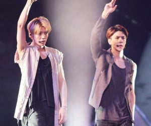 exo, lu han, and oh sehun image