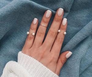 nails, fashion, and jewellery image