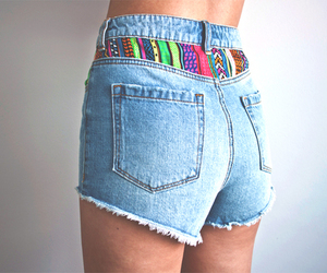 aztec, denim, and jeans image