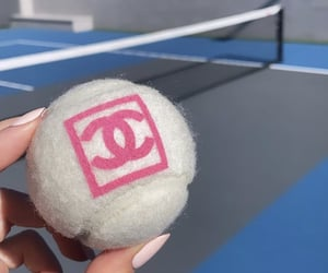 chanel, sport, and ball image