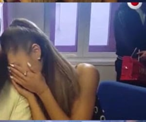 icon, ariana, and old image