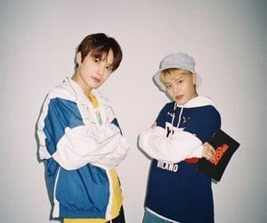 k-pop, 정우, and jungwoo image