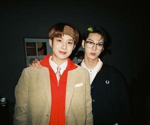 k-pop, 도영, and 정우 image