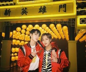 k-pop, 도영, and haechan image
