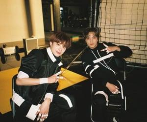 k-pop, haechan, and 정우 image