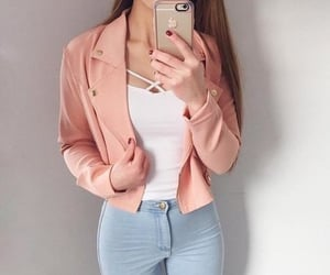 chicas, fashion, and outfit image