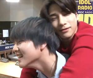 x1, hangyul, and nam dohyon image