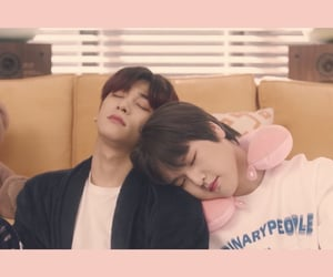 x1, dohyon, and cute image