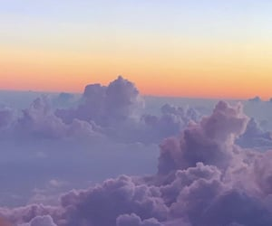 sky, clouds, and beauty image