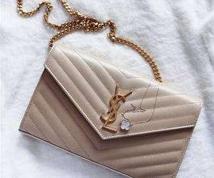 bag, fashion, and beige image