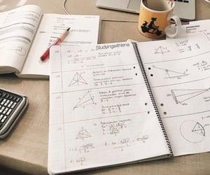 school, study, and inspiration image