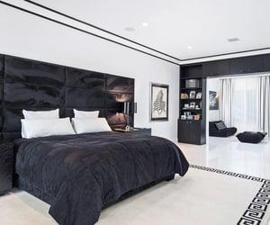 bedroom, design, and grunge image
