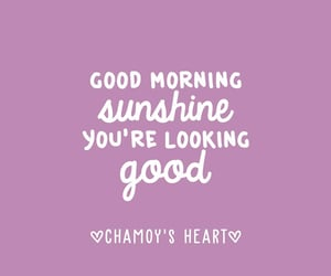 amor, goodmorning, and crush image