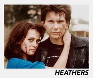80s, Heathers, and christian slater image