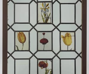 art history, painted glass, and decorative art image